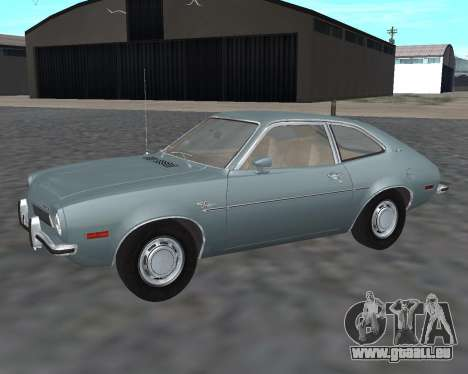 Ford Pinto 1973 pour GTA San Andreas
