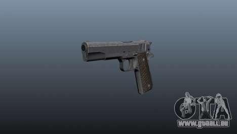 Pistolet M1911 pour GTA 4