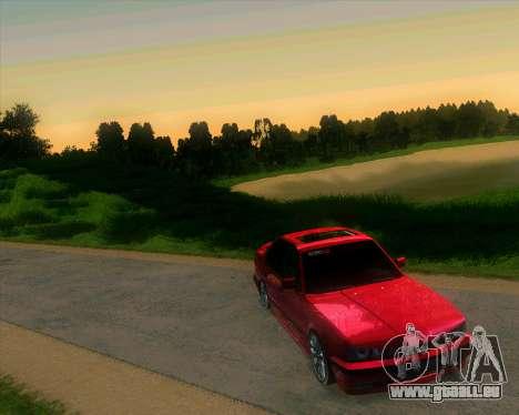 BMW 535i BPAN pour GTA San Andreas