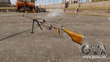 Fusil antichar PTW-41 pour GTA 4 secondes d'écran