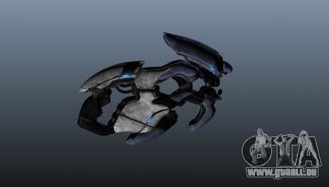 Geth Plasma pour GTA 4 troisième écran
