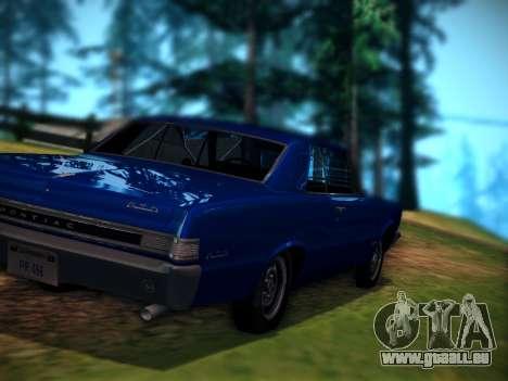 Playable ENB by Pablo Rosetti pour GTA San Andreas troisième écran