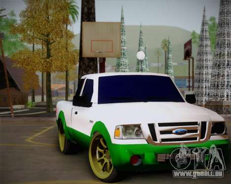 Ford Ranger 2005 pour GTA San Andreas