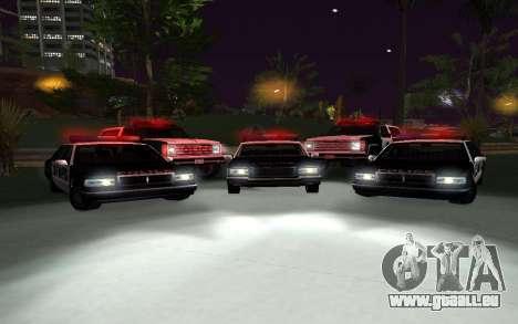 New Effects v1.0 für GTA San Andreas siebten Screenshot
