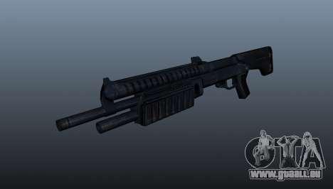 Halo 3-Schrotflinte für GTA 4