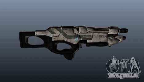 M-55 Argus für GTA 4 dritte Screenshot