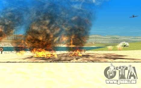 New Effects v1.0 pour GTA San Andreas cinquième écran