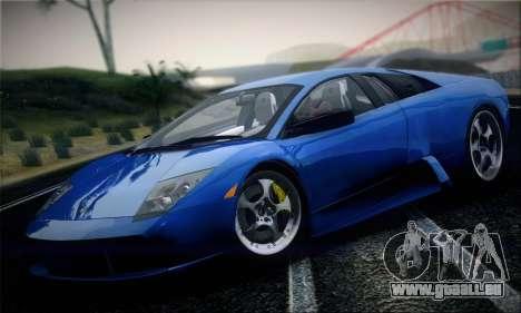Lamborghini Murciélago 2005 für GTA San Andreas