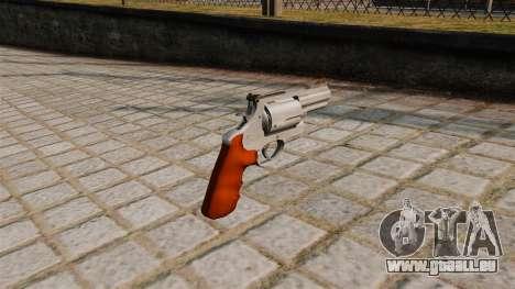 500ES S & W Magnum-Revolver. für GTA 4 Sekunden Bildschirm