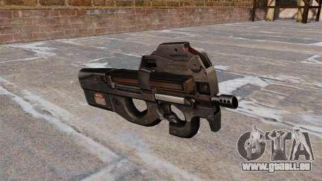 P90 Maschinenpistole für GTA 4