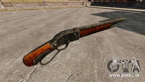 La v2.0 de fusil de chasse Winchester modèle 188 pour GTA 4 secondes d'écran