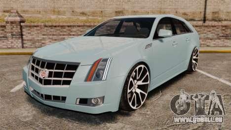 Cadillac CTS SW 2010 für GTA 4