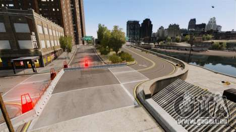 Liberty City Race Track für GTA 4 sechsten Screenshot