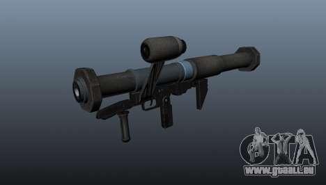 Lance-grenades antichar tous les lécher les babi pour GTA 4