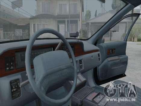Chevrolet Caprice LVPD 1991 für GTA San Andreas linke Ansicht