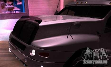 Kenworth T2000 v2.9 pour GTA San Andreas