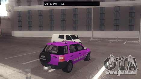 Ford EcoSport V2 für GTA San Andreas rechten Ansicht