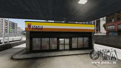 AGS Stagla pour GTA 4 troisième écran