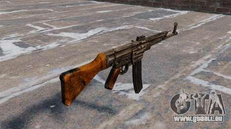 MP44 Sturmgewehr für GTA 4 Sekunden Bildschirm