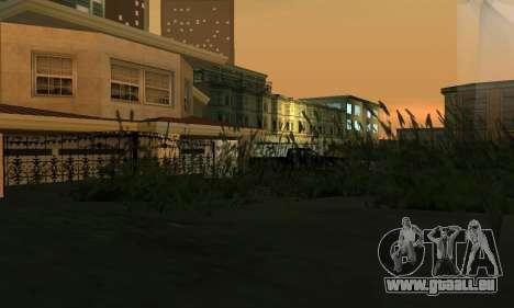 Il a achevé la construction de San Fierro V1 pour GTA San Andreas sixième écran