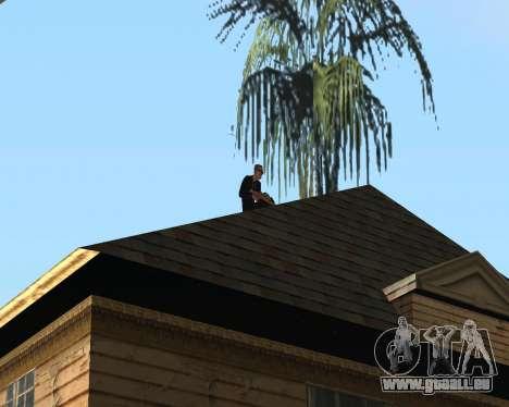 Home Guard CJ pour GTA San Andreas