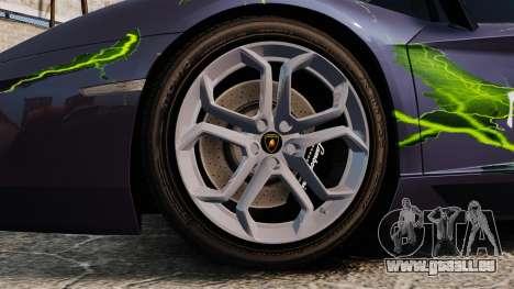 Lamborghini Aventador LP700-4 2012 [EPM] pour GTA 4 est un droit