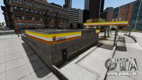 AGS Stagla pour GTA 4 quatrième écran