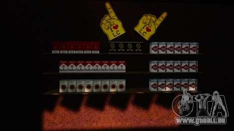 Nouveaux produits dans les nouvelles de la bouti pour GTA 4 quatrième écran