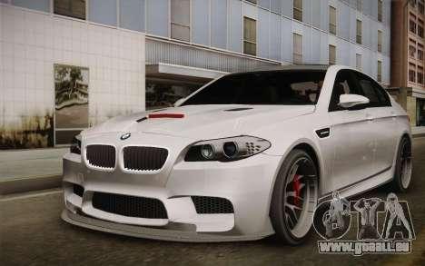 BMW M5 2012 pour GTA San Andreas