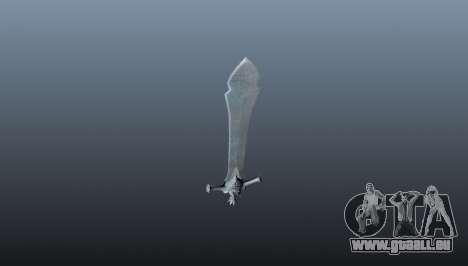 Schwert der Rebellion für GTA 4 Sekunden Bildschirm