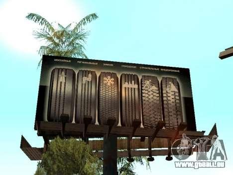 Nouveau BMX Park pour GTA San Andreas troisième écran