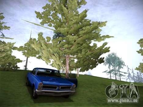 Playable ENB by Pablo Rosetti pour GTA San Andreas quatrième écran