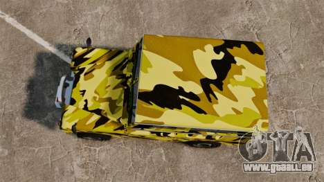 Land Rover Defender Antiguo für GTA 4 rechte Ansicht