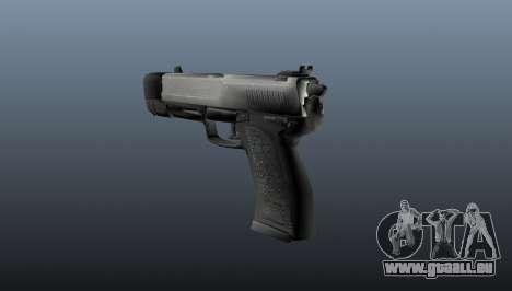 Pistolet Half-Life pour GTA 4 secondes d'écran