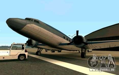 Ein US-Flugzeug für GTA San Andreas