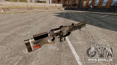 Fusil de chasse automatique pour GTA 4 secondes d'écran
