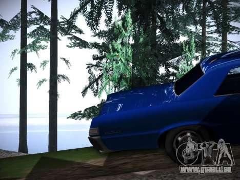 Playable ENB by Pablo Rosetti pour GTA San Andreas cinquième écran