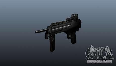 Mitraillette dans Half-Life pour GTA 4