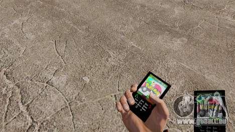 Thème de Pokemon pour votre téléphone pour GTA 4