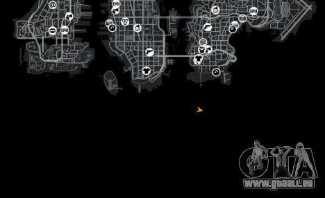 Labyrinthe pour GTA 4 septième écran