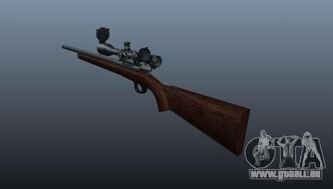 Fusil Winchester modèle 70 sport pour GTA 4 secondes d'écran