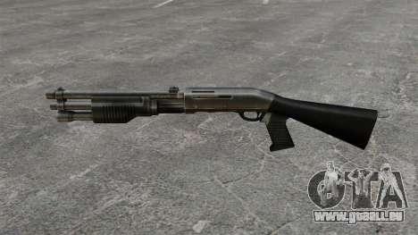Fusil de chasse Benelli M3 Super 90 pour GTA 4 troisième écran