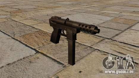 Pistolet Intratec TEC-self-chargement DC9 pour GTA 4