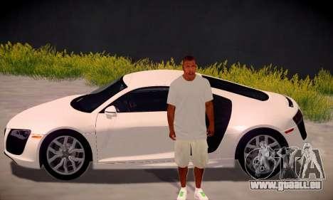 Franklin HD für GTA San Andreas fünften Screenshot