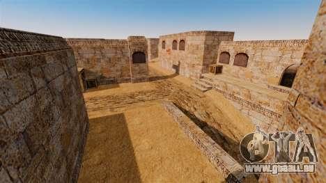 Lage von Counter-Strike De_Dust2 für GTA 4 achten Screenshot