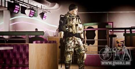 Pak from Battlefield 4 pour GTA 4