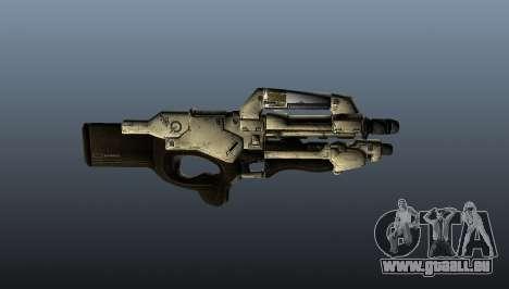 M-96 Mattock pour GTA 4 troisième écran