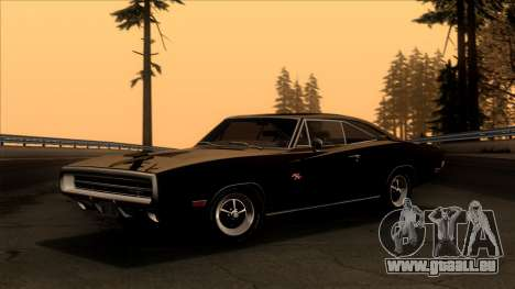 Dodge Charger 440 (XS29) 1970 pour GTA San Andreas