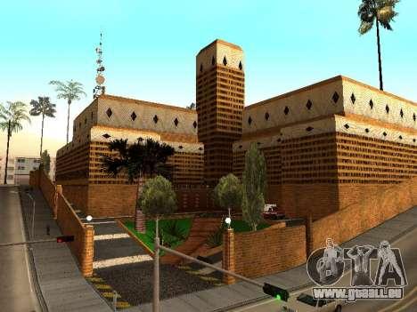 Das neue Krankenhaus in Los_Santose für GTA San Andreas