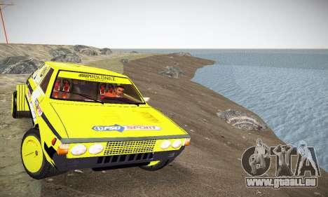 FSO Polonez 2500 Racing 1978 pour GTA San Andreas